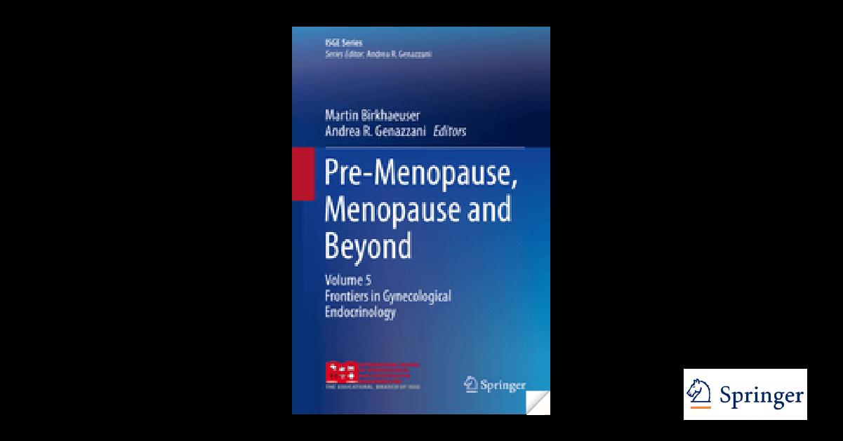 Volume 5: Pre-Menopause, Menopause and Beyond