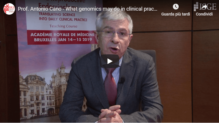 What genomics may do in clinical practice?